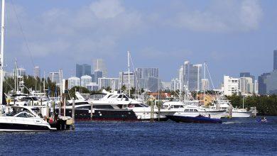 MSC-קרוז תקים טרמינל חדש בנמל מיאמי. צילום: MSC