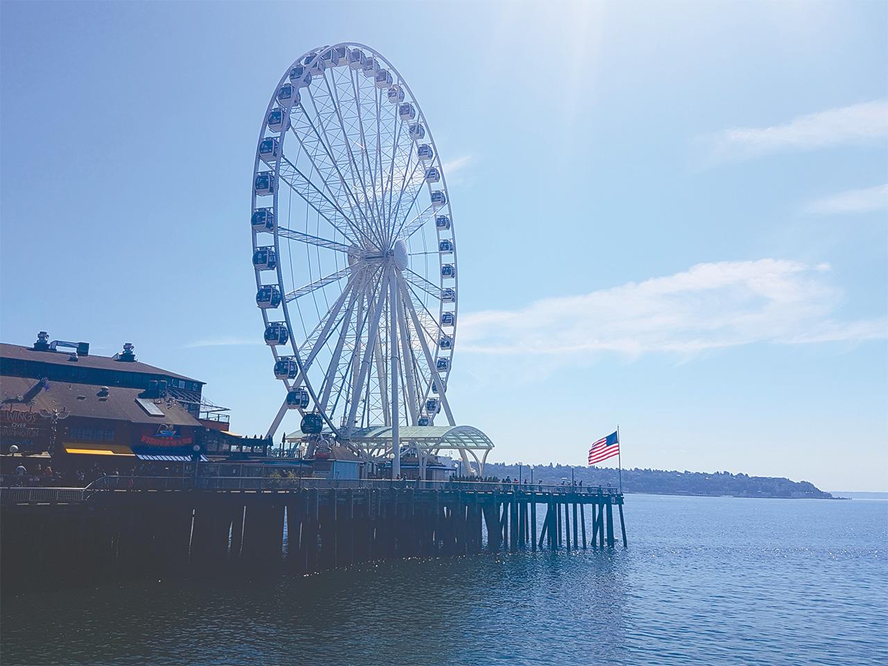 תצפית מהגלגל הענק. צילום: ספיר פרץ זילברמן